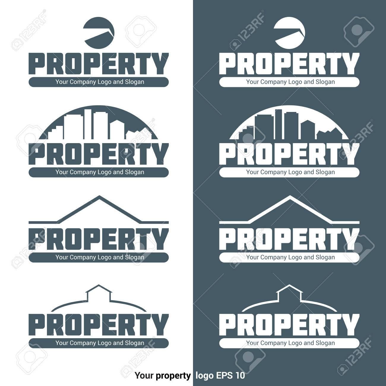 real estate company logos