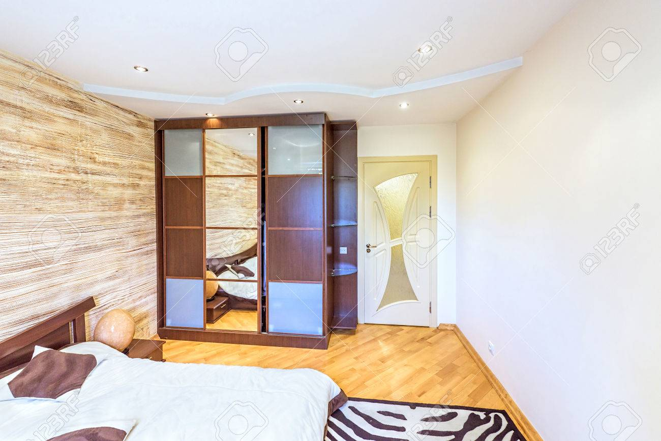 Blanc Design D\'intérieur De Chambre à Coucher Moderne Style Japonais ...