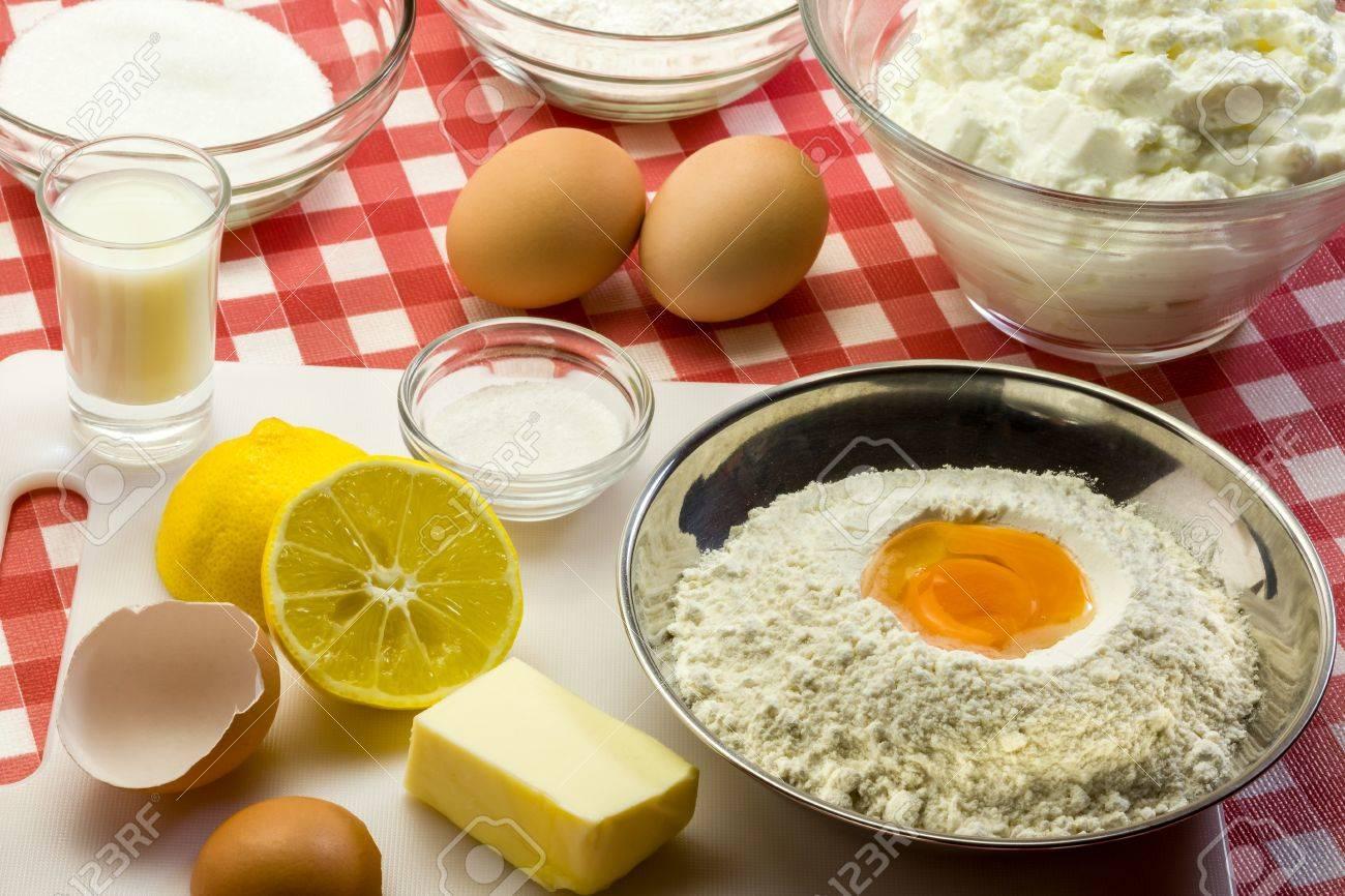 Kuchen mehl butter