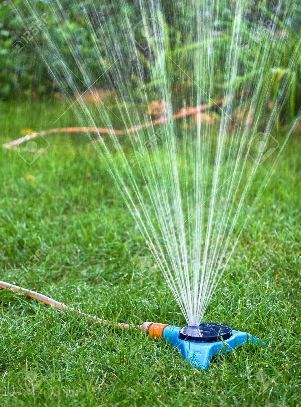 Bewässerung Gartengeräte Bewässerungssystem Technik Der