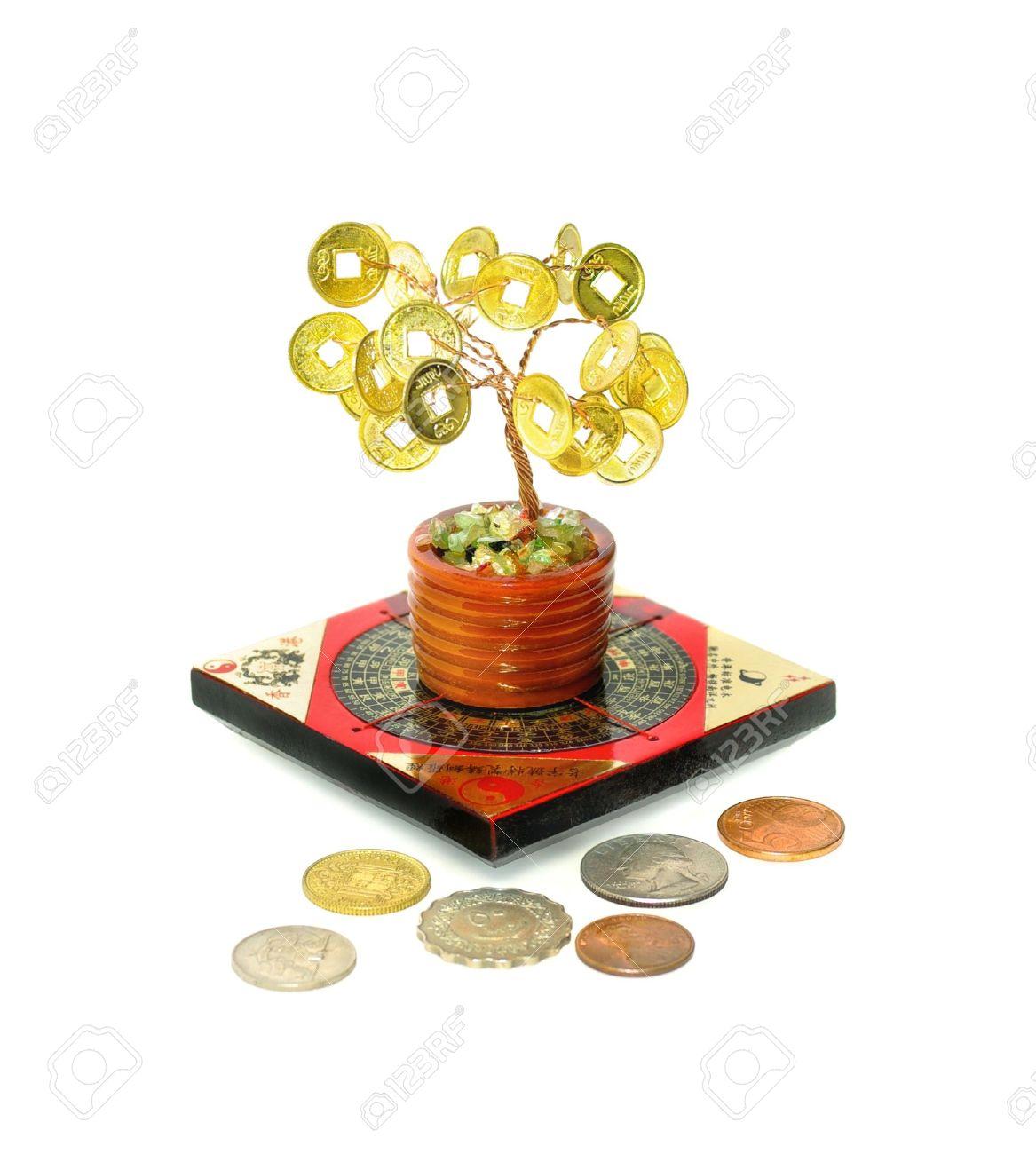 Chinese Money Tree Symbol Of Wealth Growth Symbols Of Wealth