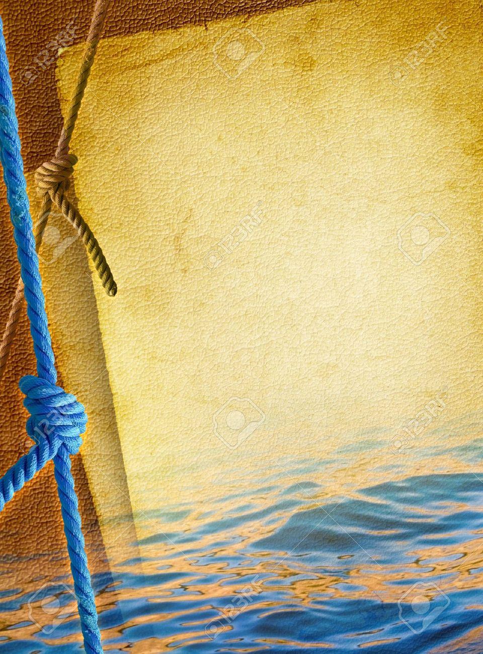 By The Sea Vintage Background Desktop Background Wallpaper Free