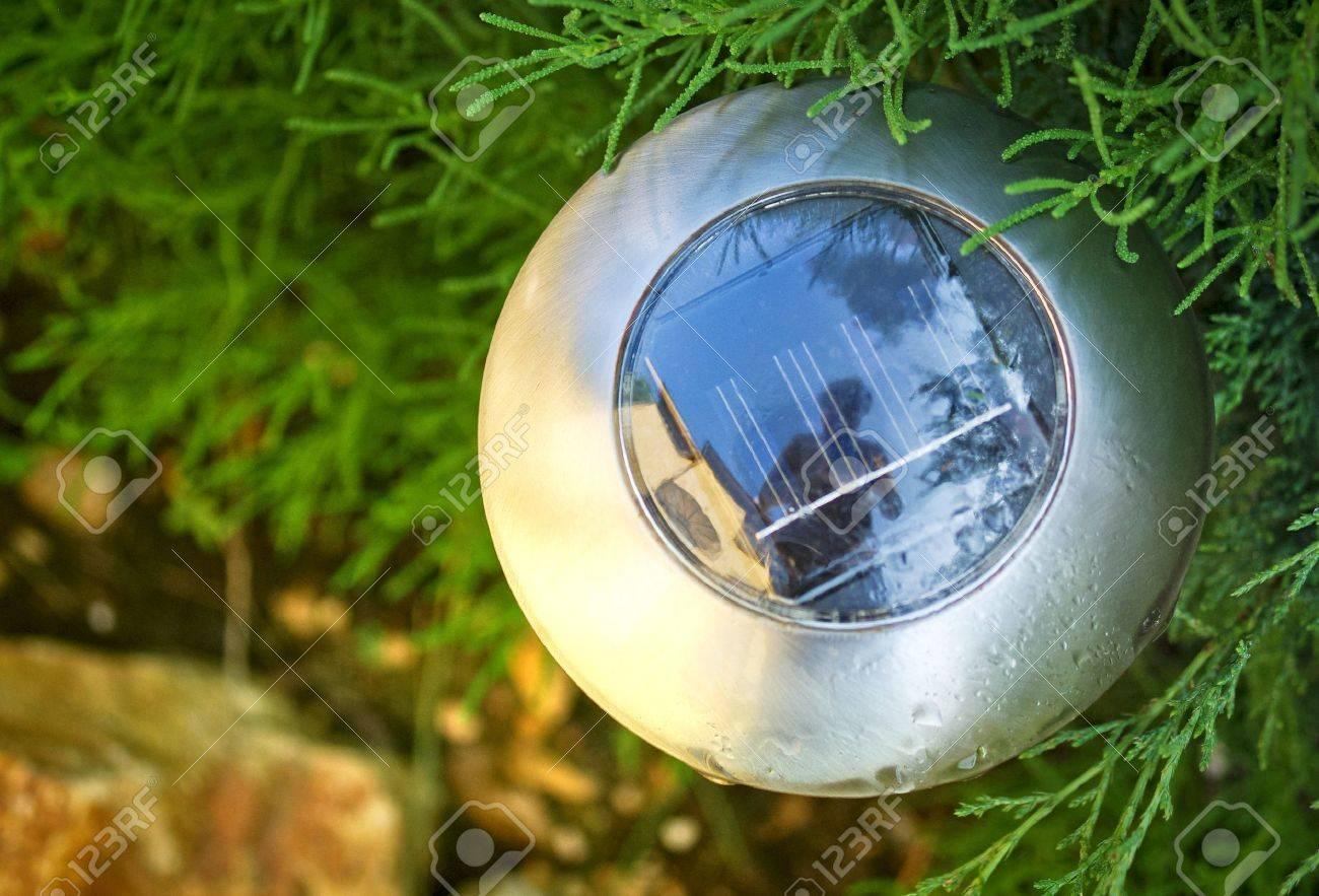 Lampe De Jardin Lampe Solaire Pour La Décoration Lumineuse De Jardin ...