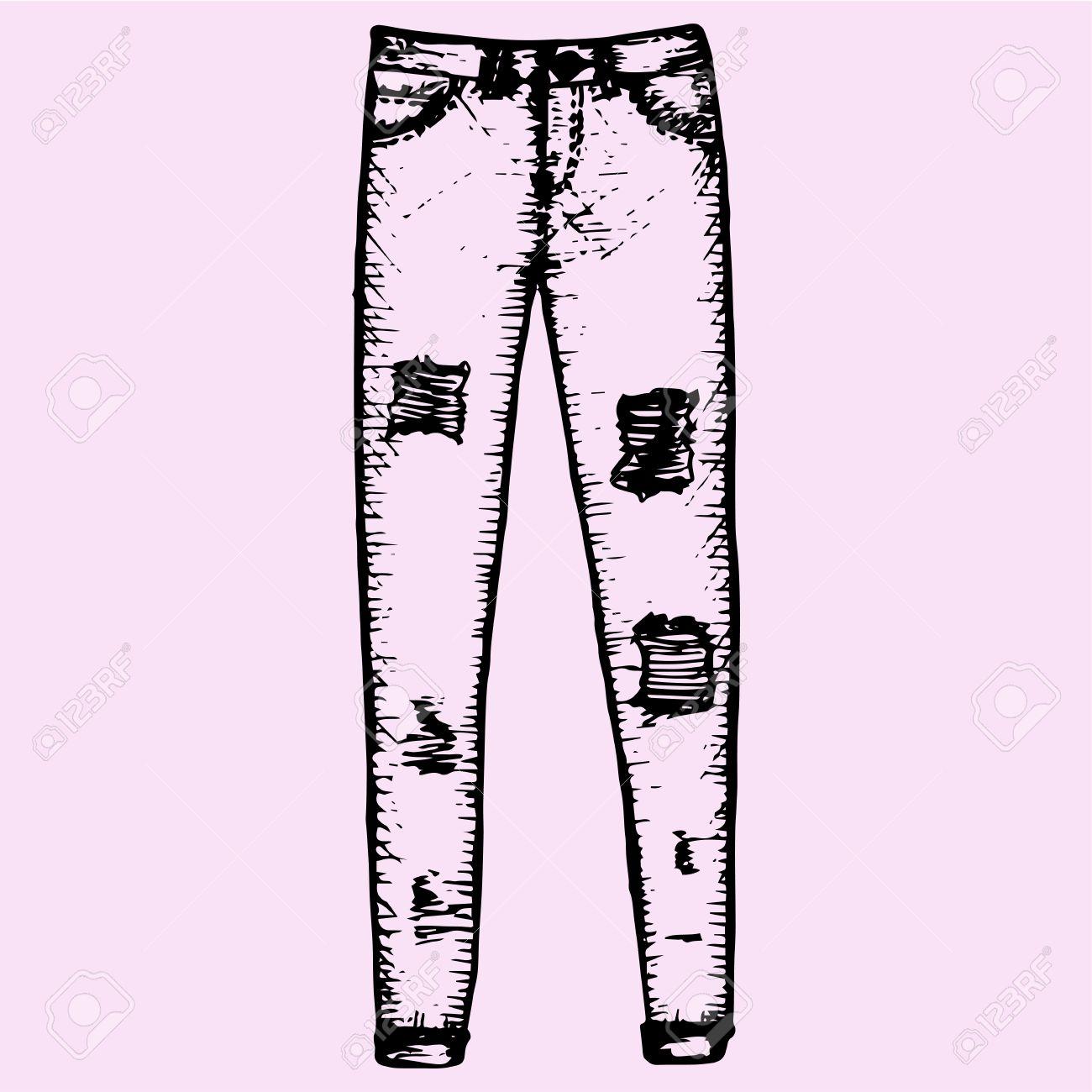 a03c5e394 Foto de archivo - Jeans