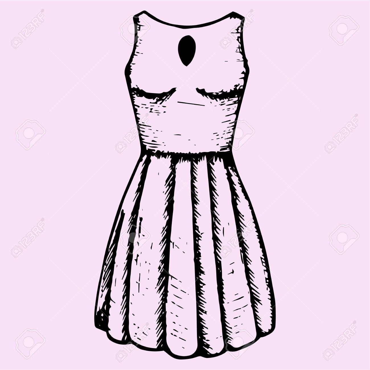 Vestido De Las Mujeres, Vestido De La Hembra Del Verano, El Estilo ...