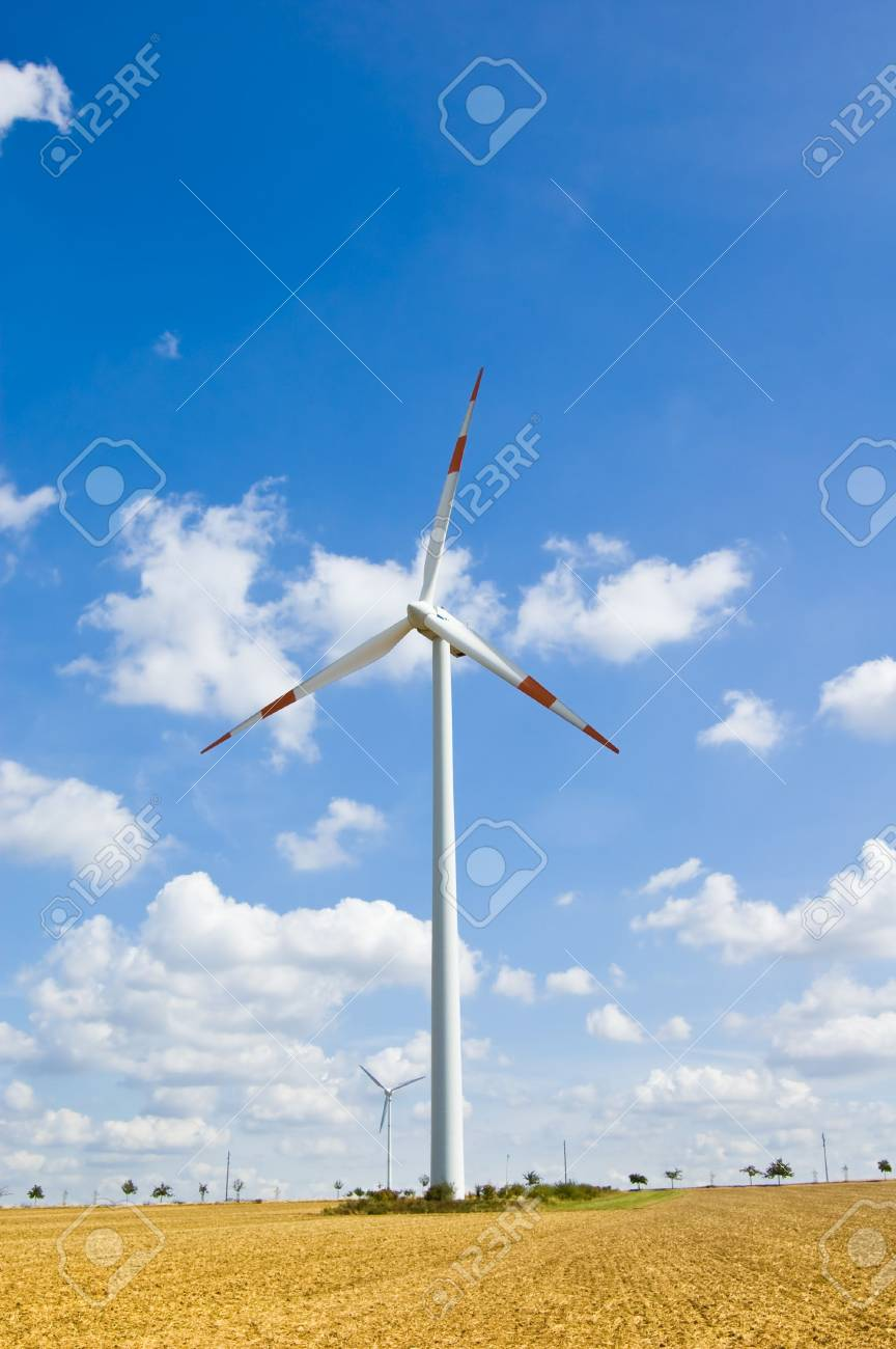 The Power of the Wind Stock Photo - 5665487