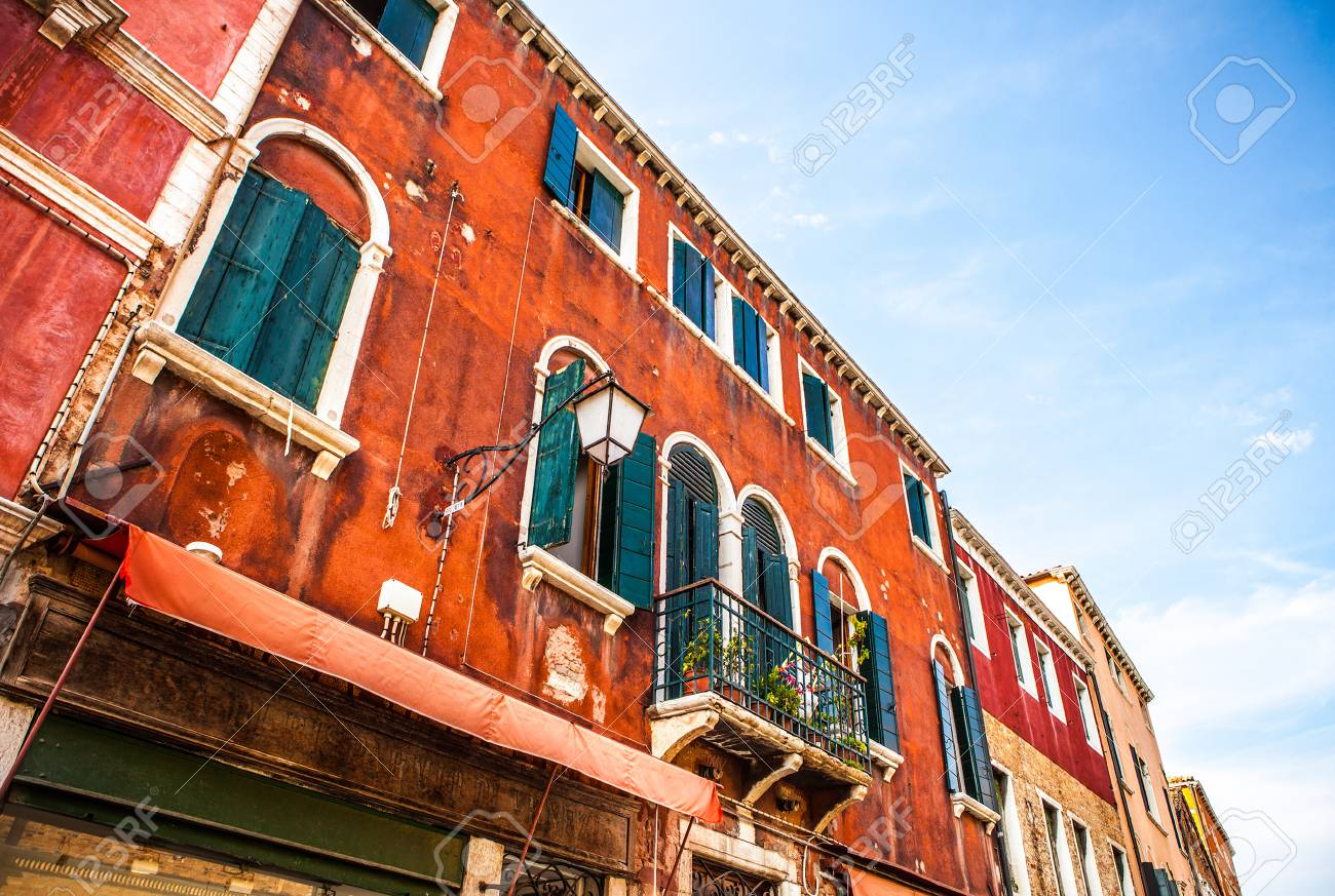 famous architectural buildings. Modren Buildings MURANO ITALY  AUGUST 19 2016 Famous Architectural Monuments And  Colorful Facades Of Inside Architectural Buildings D