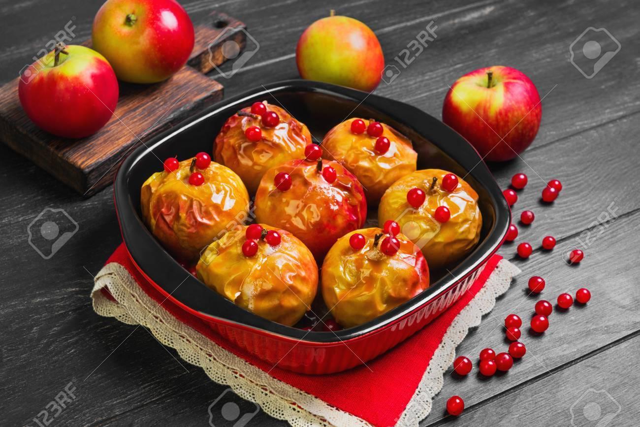 りんご オーブン 焼き