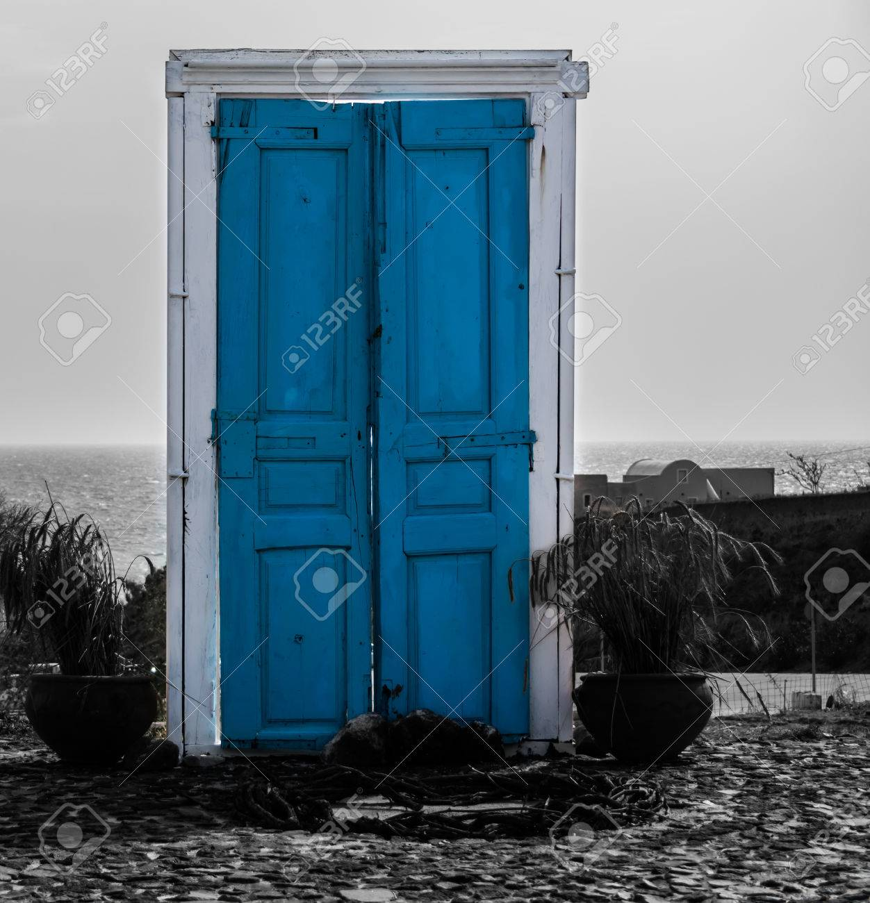 Mystery door Stock Photo - 50033055 & Mystery Door Stock Photo Picture And Royalty Free Image. Image ...