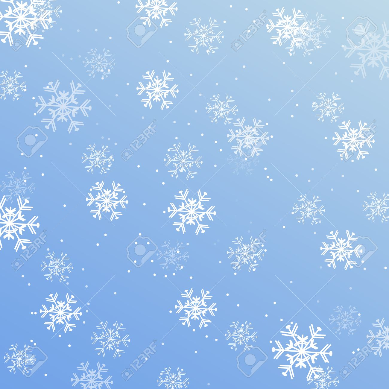 Christmas Wallpaper Background.Christmas Wallpaper Background With Snowflakes