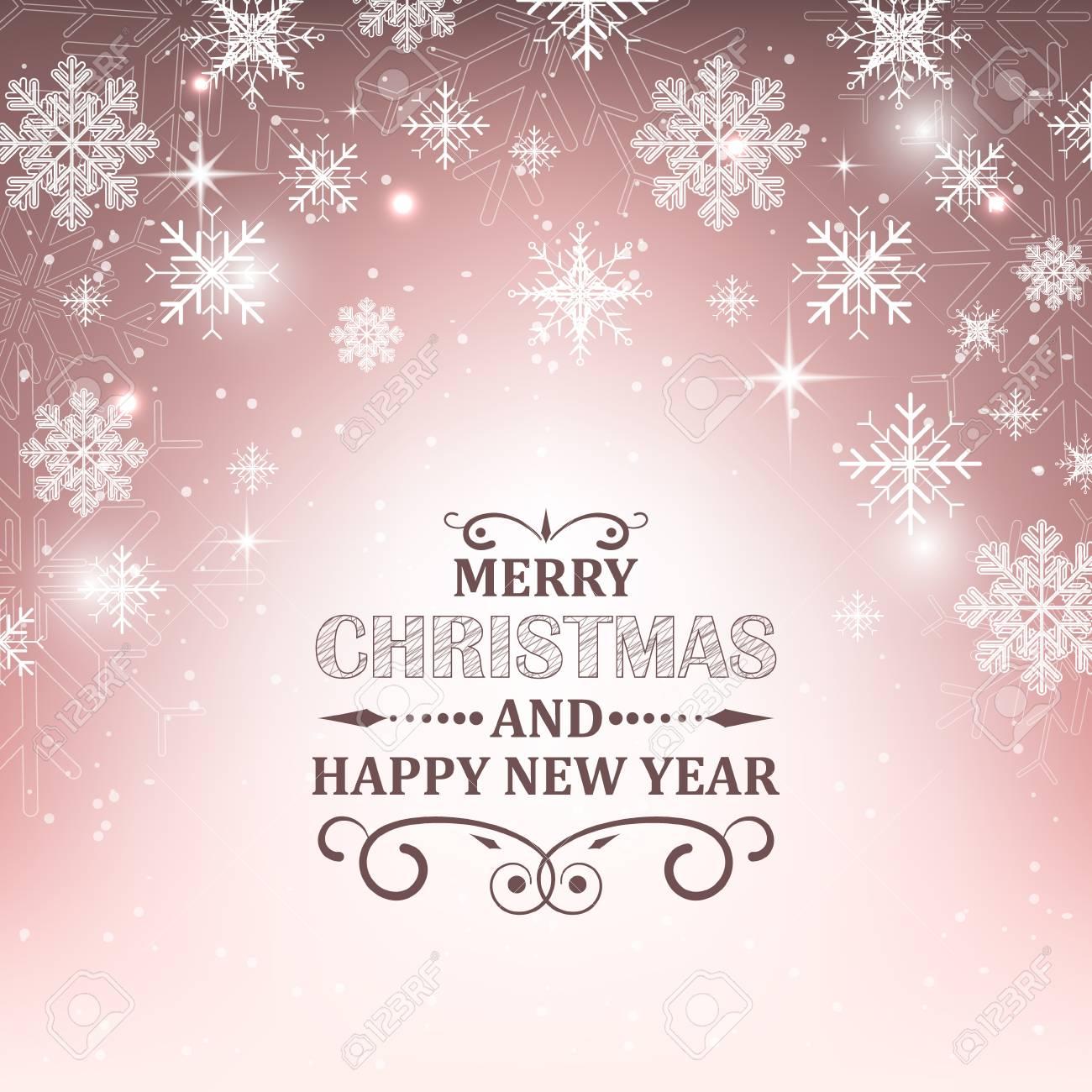 Weihnachten Wallpaper.Stock Photo