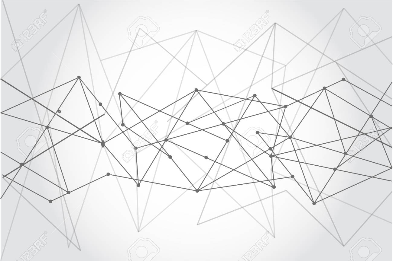 abstract many lines and points background geometry wallpaper royalty free cliparts vectors and stock illustration image 106394630 abstract many lines and points background geometry wallpaper