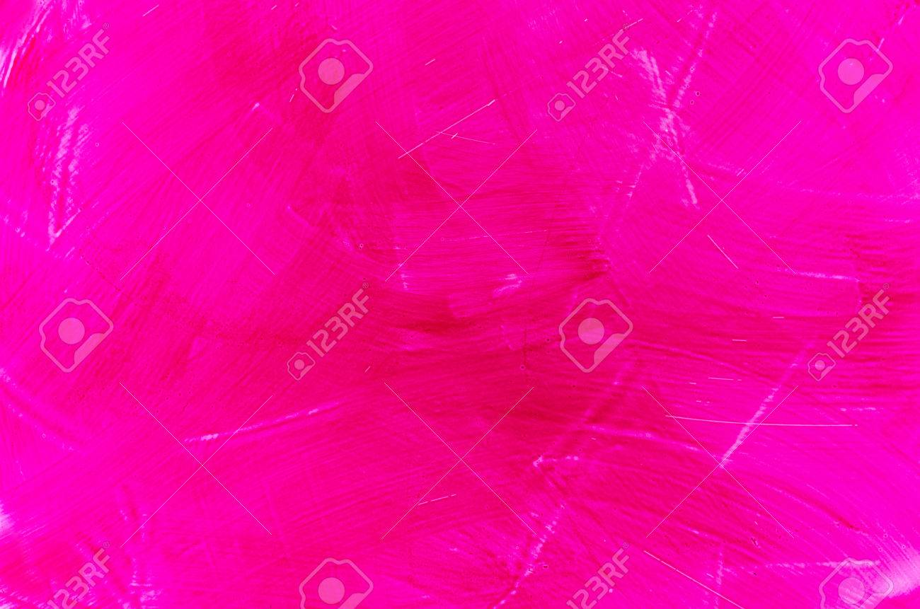 Abstract Light Pink Pink Red Orange Patterned Wallpaper