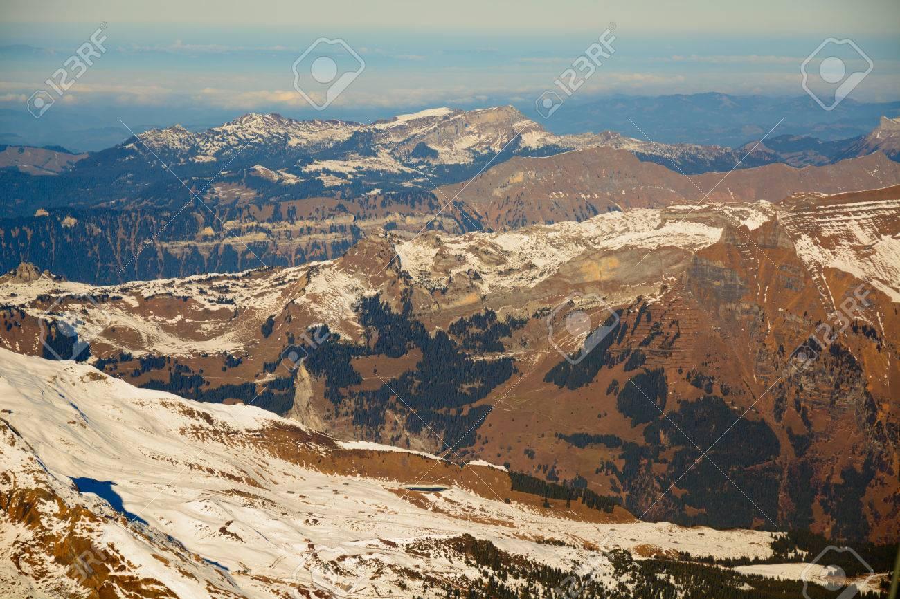 Sphinx Observatory Jungfrau Jungfraujoch Top Of Europe  This