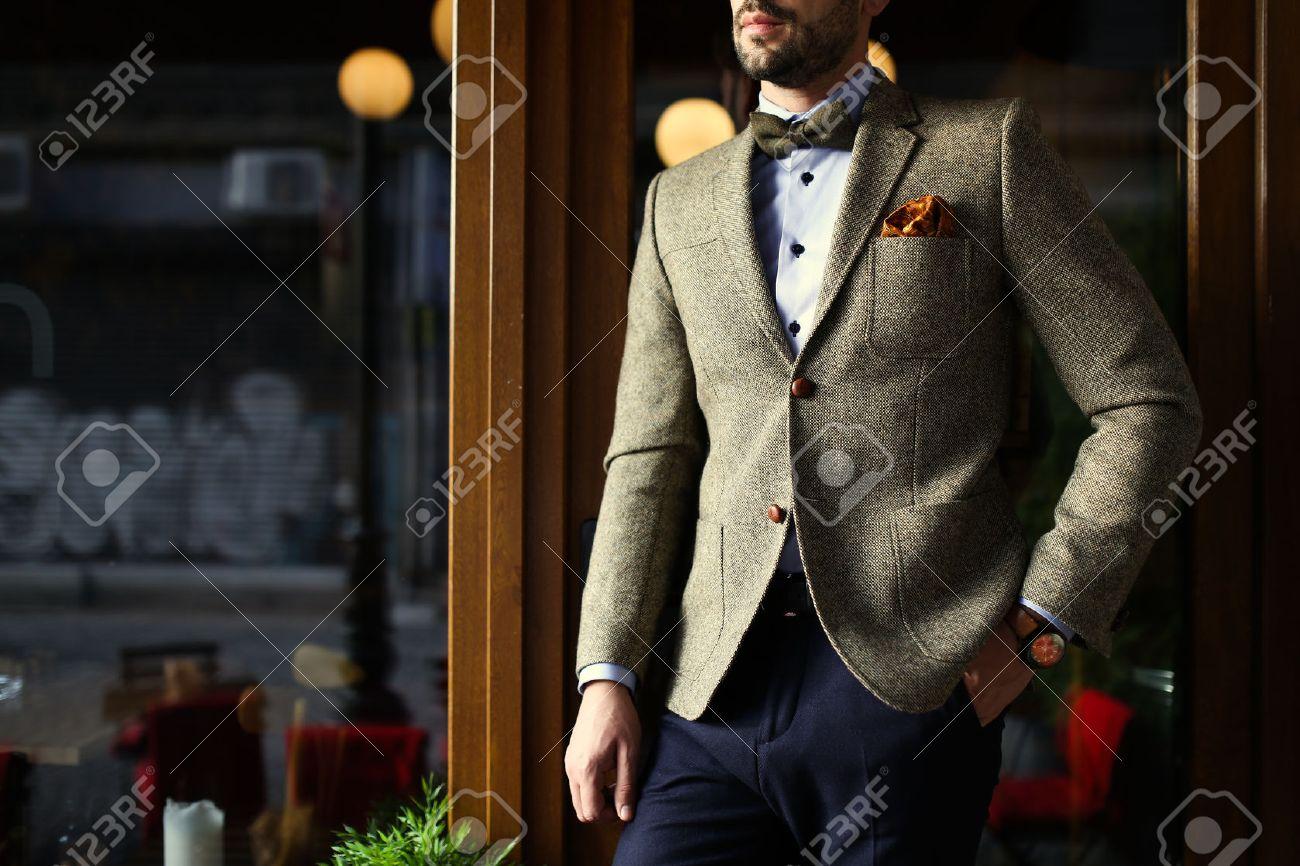 Look vintage man