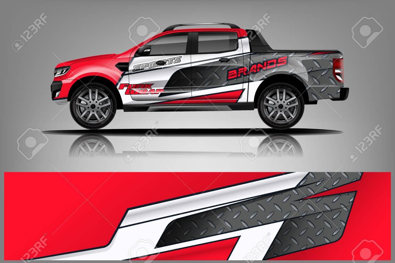 Truck Wrap design for company - 121554925