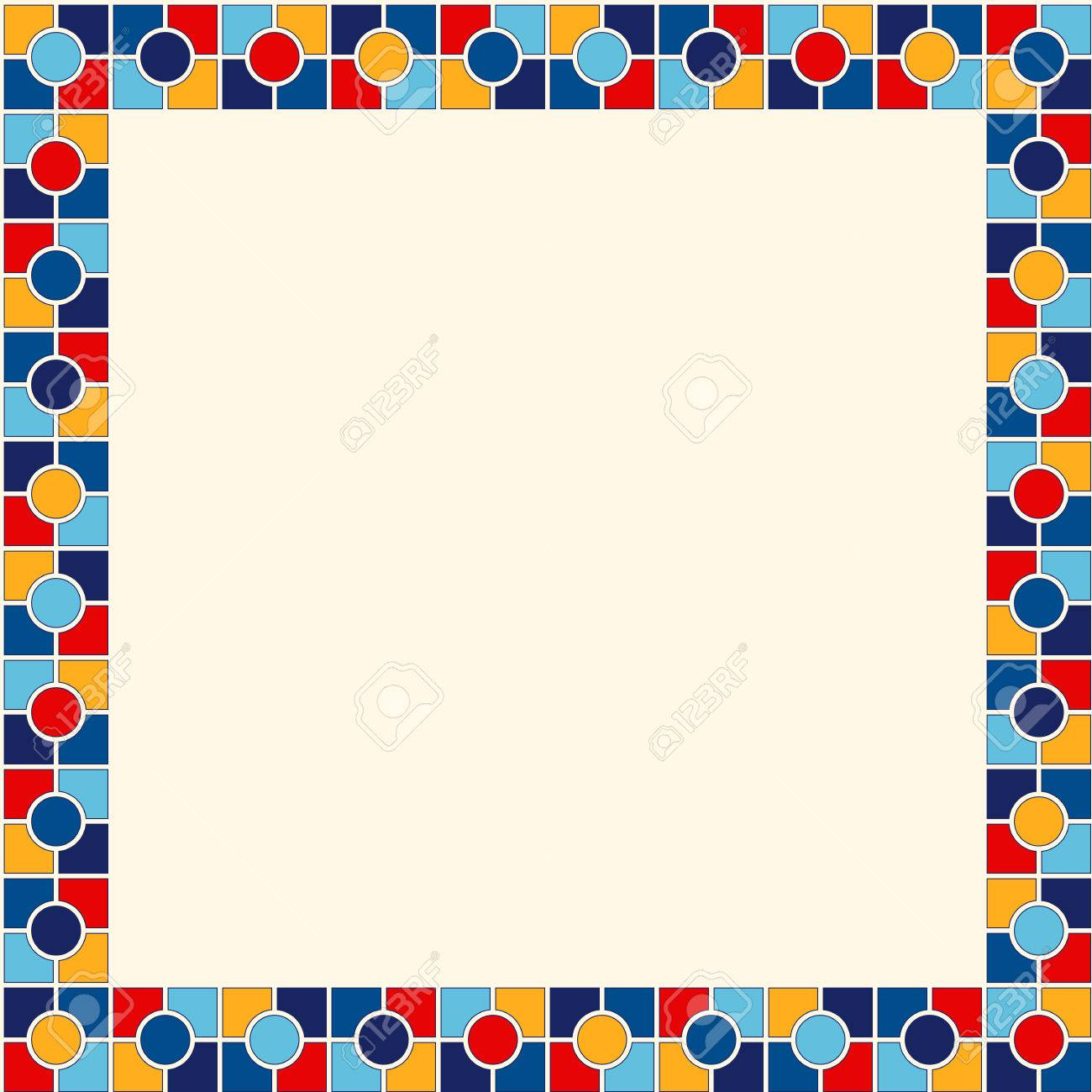 Ethnic Picture Frames