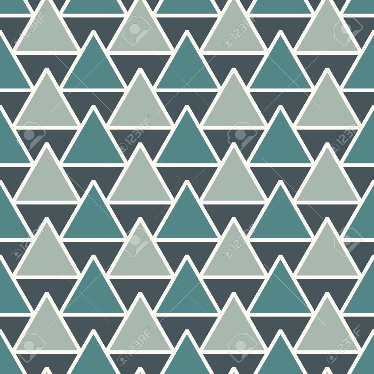Triangles Répétés Sur Fond Blanc Fond Décran Abstrait Simple Conception De Motif De Surface Transparente Avec Des Figures Géométriques Papier