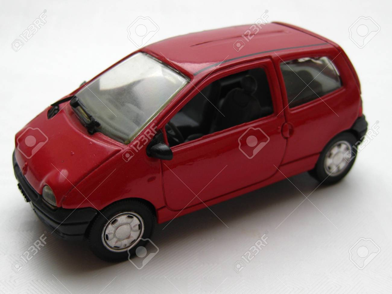 red toy car Stock Photo - 4751653