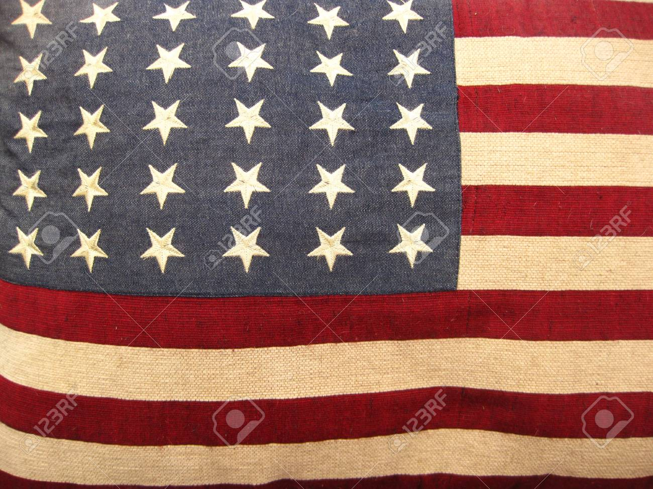 stars and stripes Stock Photo - 4980796
