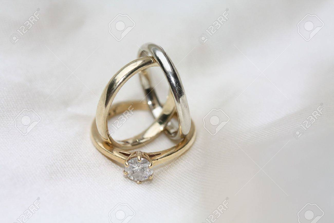 engagement and elegant bands ring pin simple rings