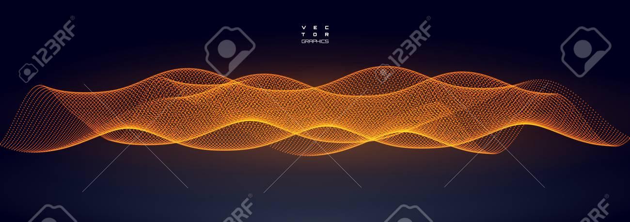 vector abstract illustration - 105341524