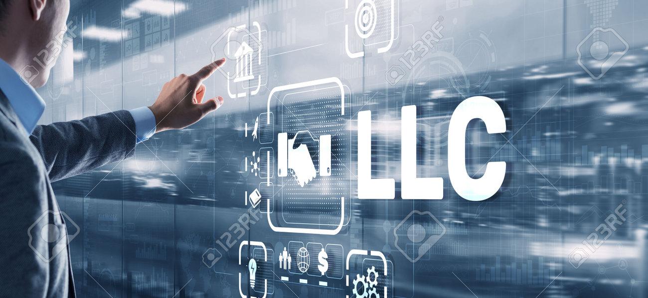 LLC. Limited Liability Company. Business Technology Internet - 169591427
