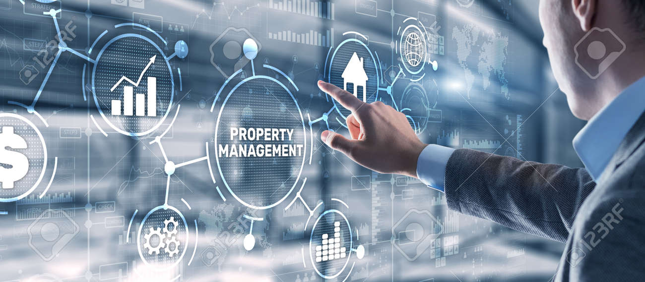 Property management. Maintenance and oversight of real estate and physical property - 170220211