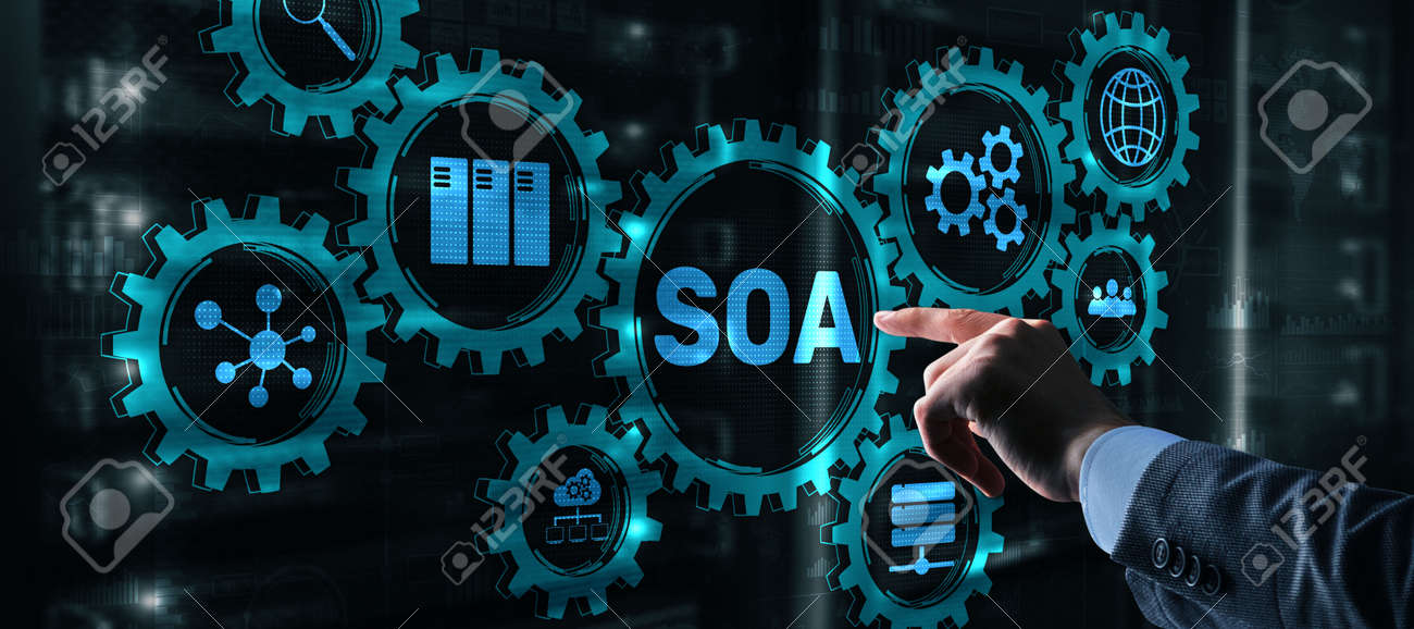 Business model and Information technology concept for Service SOA - 170220862