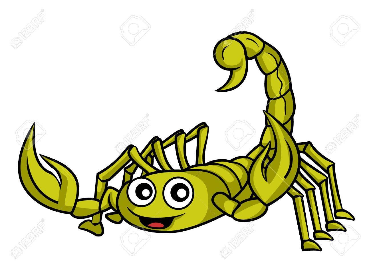 Изображения и рисунки скорпиона 6