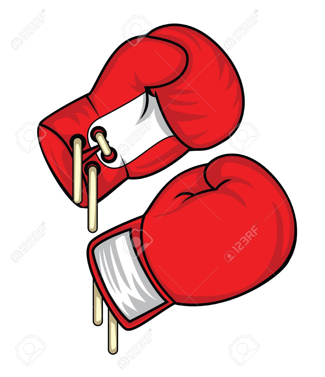 boxing glove royalty free cliparts vectors and stock illustration rh 123rf com boxing gloves vector art free boxing glove vector image