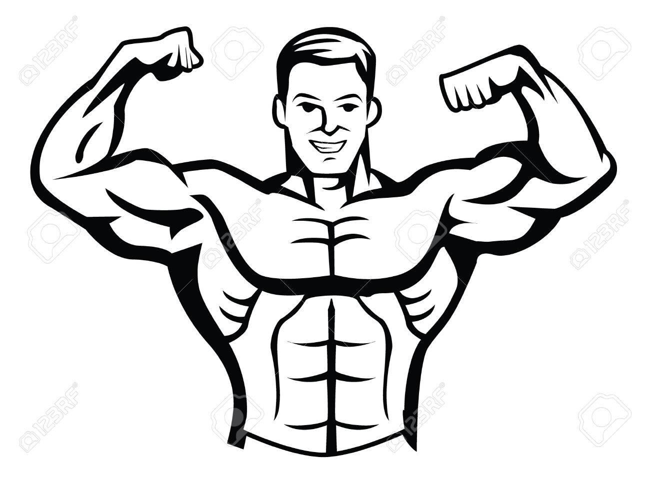 body builder - 23982056