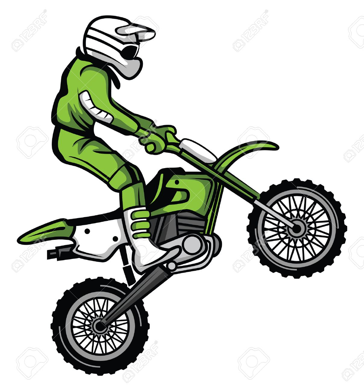 moto cross royalty free cliparts vectors and stock illustration rh 123rf com motocross helmet clipart motocross clipart free download