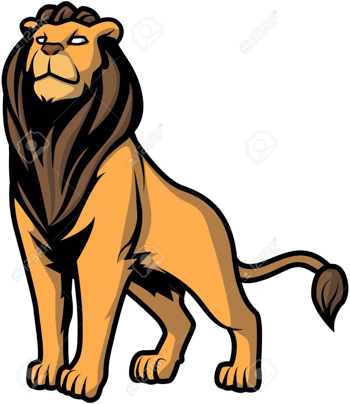 ライオン イラストのイラスト素材ベクタ Image 50263866