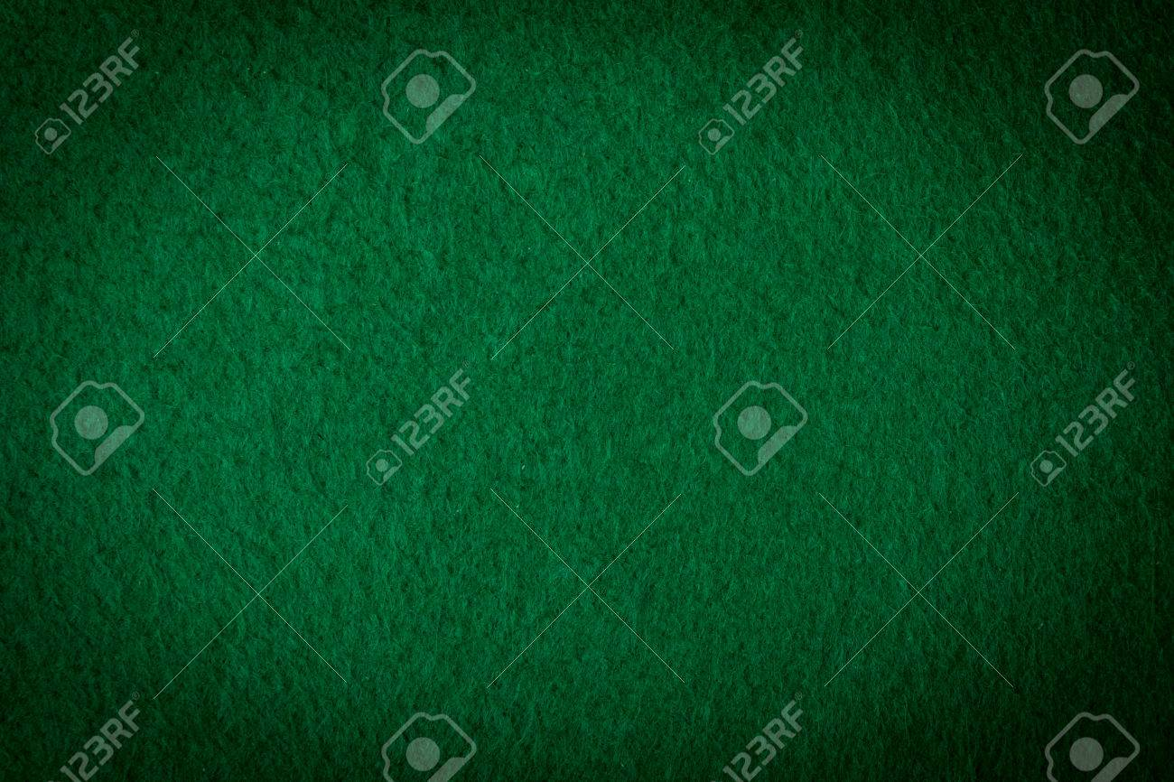 Poker table background - Stock Photo Green Poker Table Textured Soft Material Background