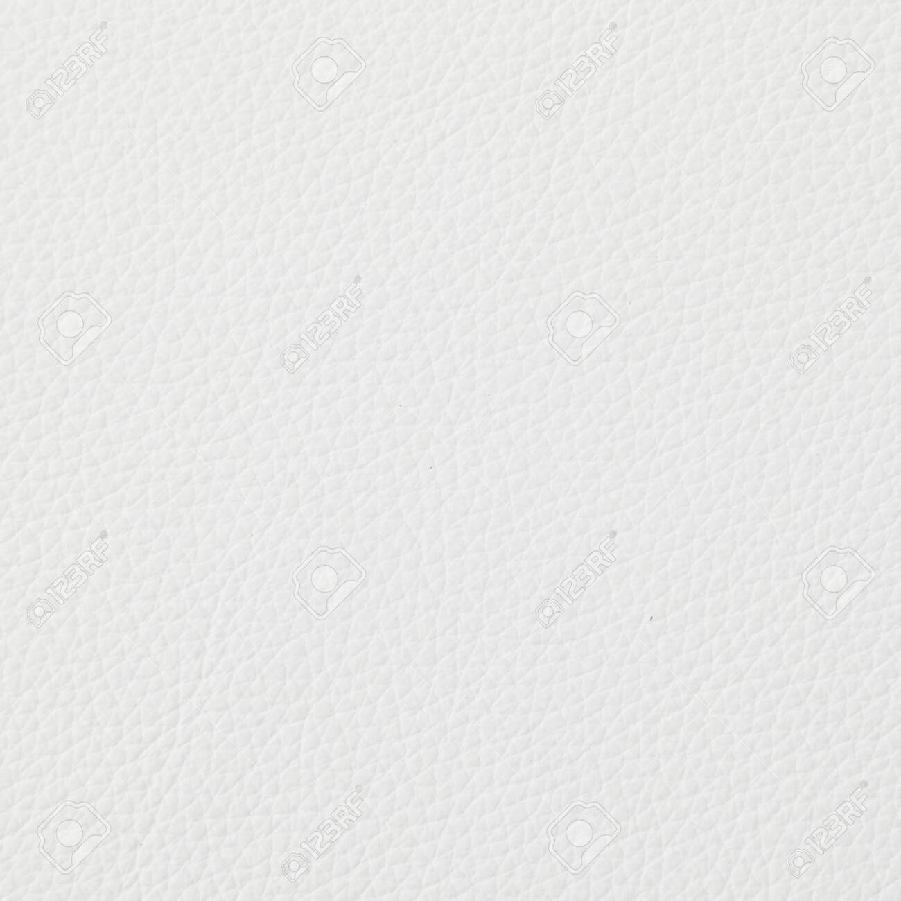 Closeup of light color leather material texture background - 124972134