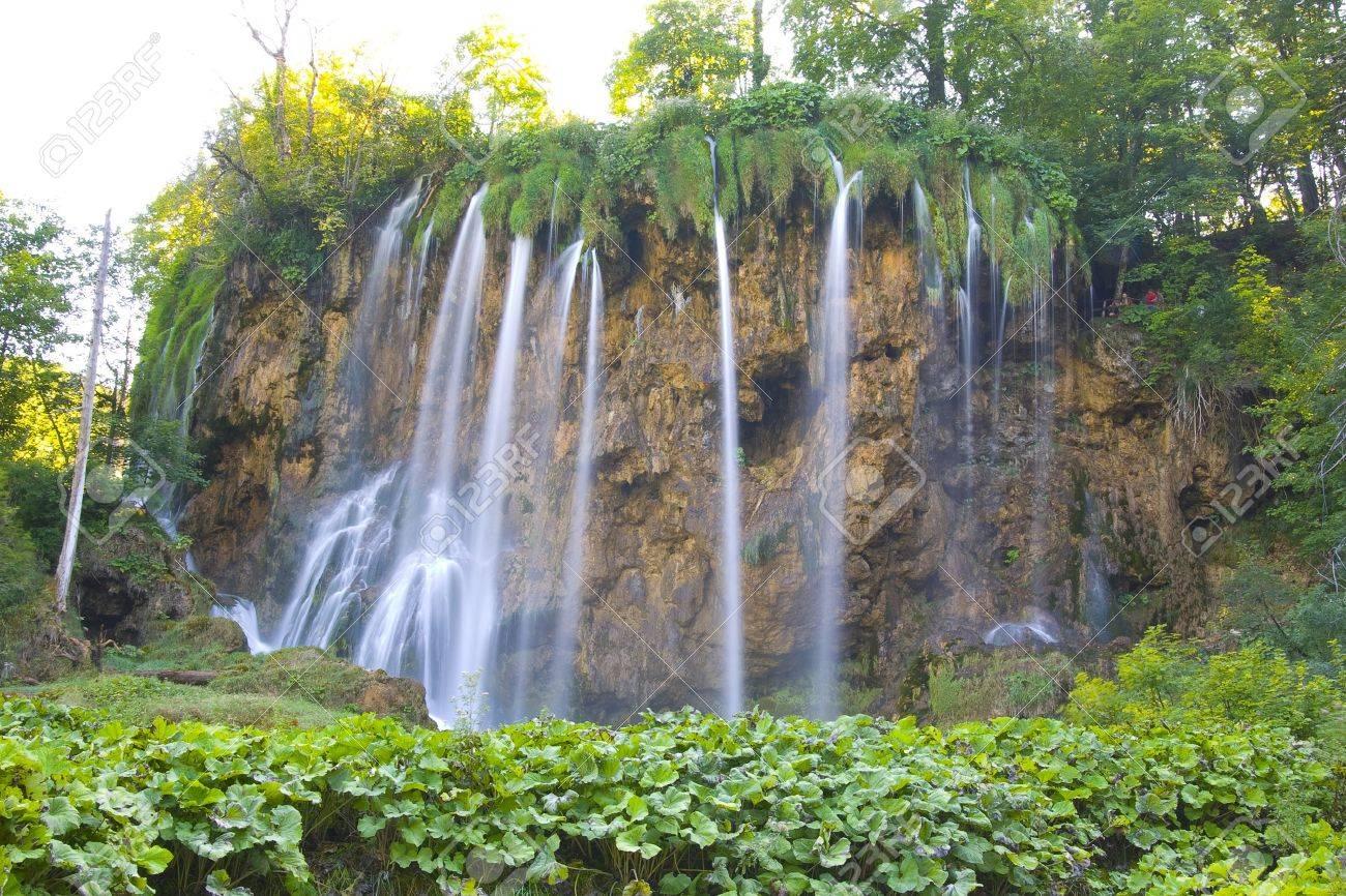 plitvicka jezera national park - the most beautiful part of Croatia Stock Photo - 4206598