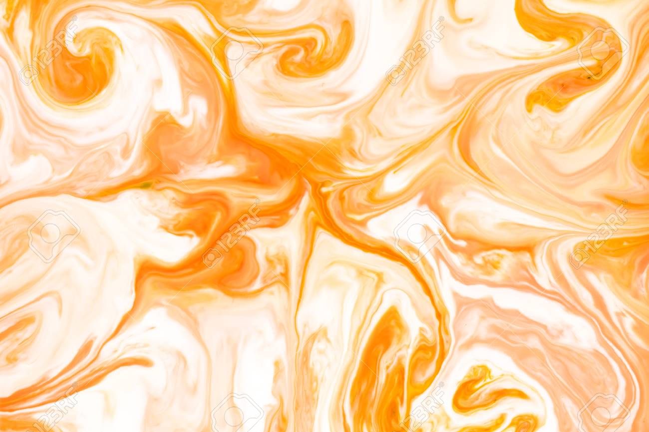 Abstract colors, backgrounds and textures. Food Coloring in milk...