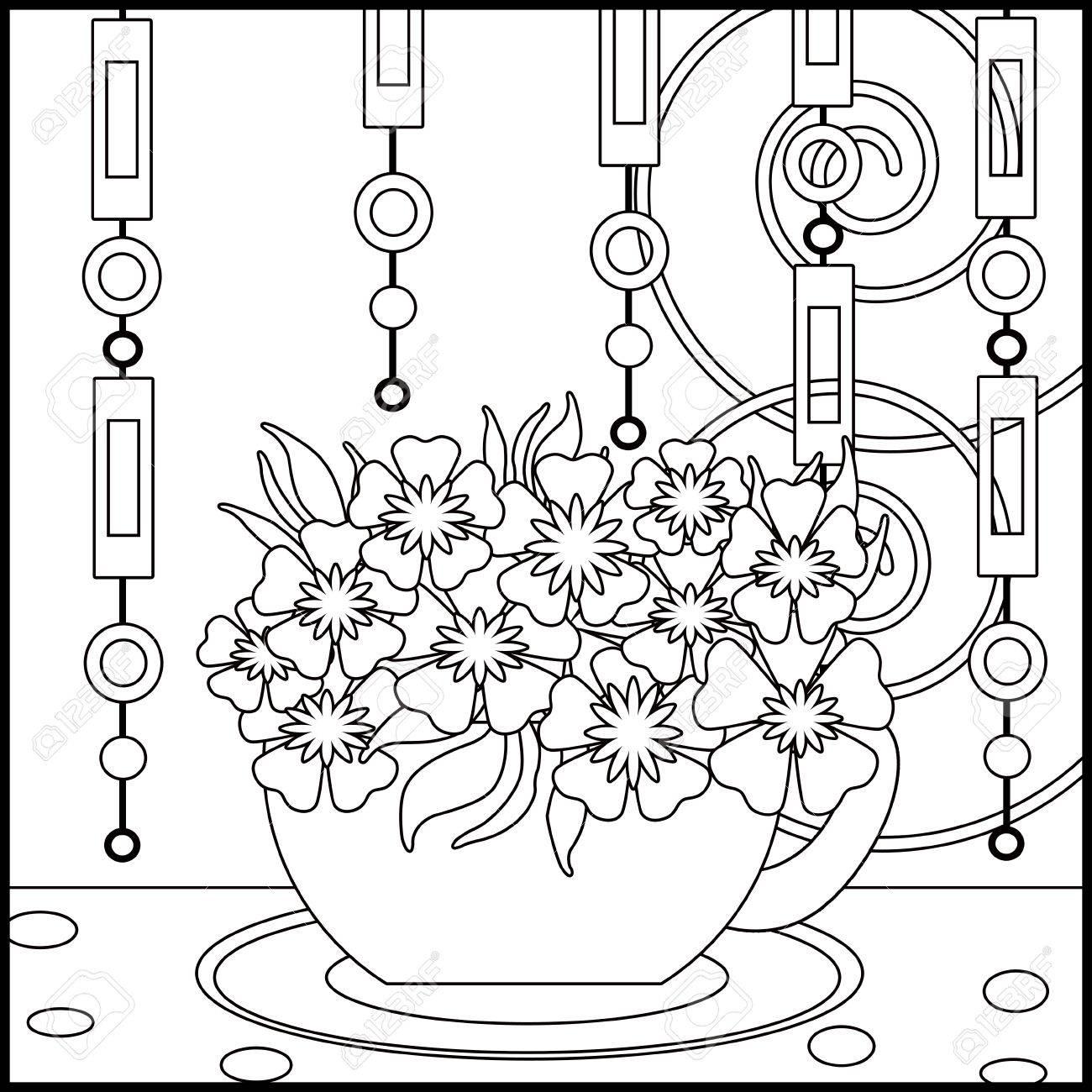 pattern for menu wallpaper pattern fills - Coloring Book Wallpaper