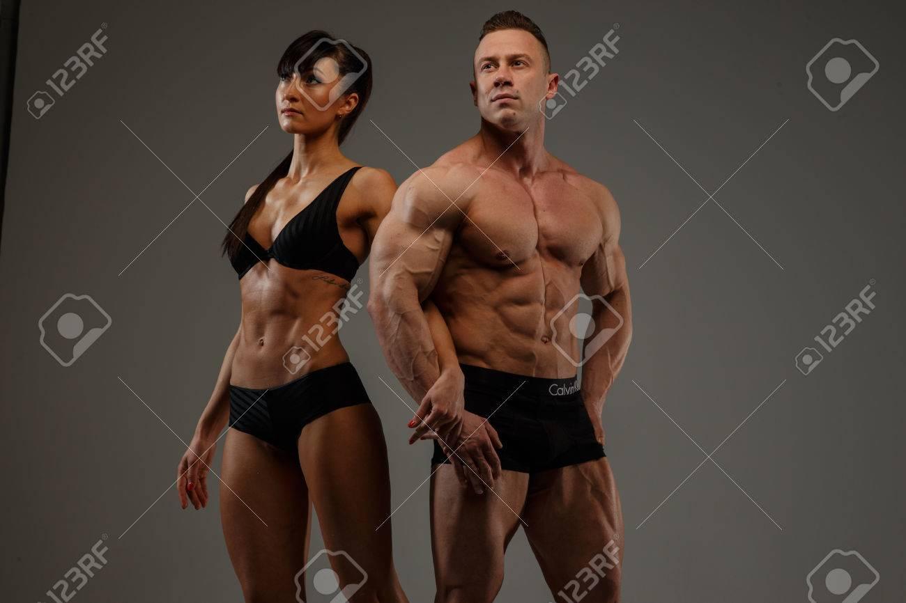 Frau bodybuilder John Meadows