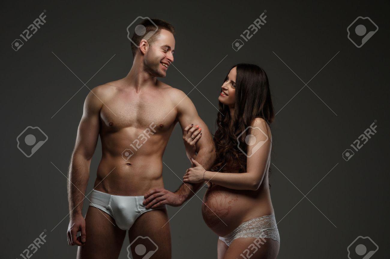 Hot women nude after sex