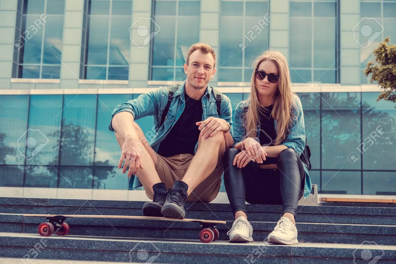 Städtisches Dating
