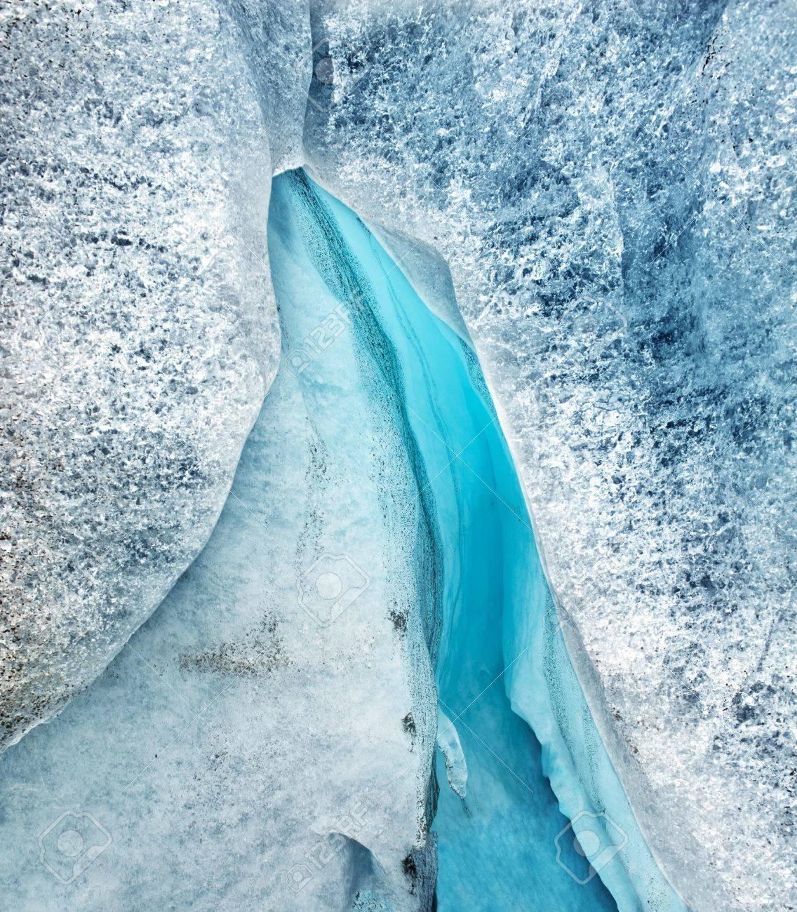 hielo la glaciar