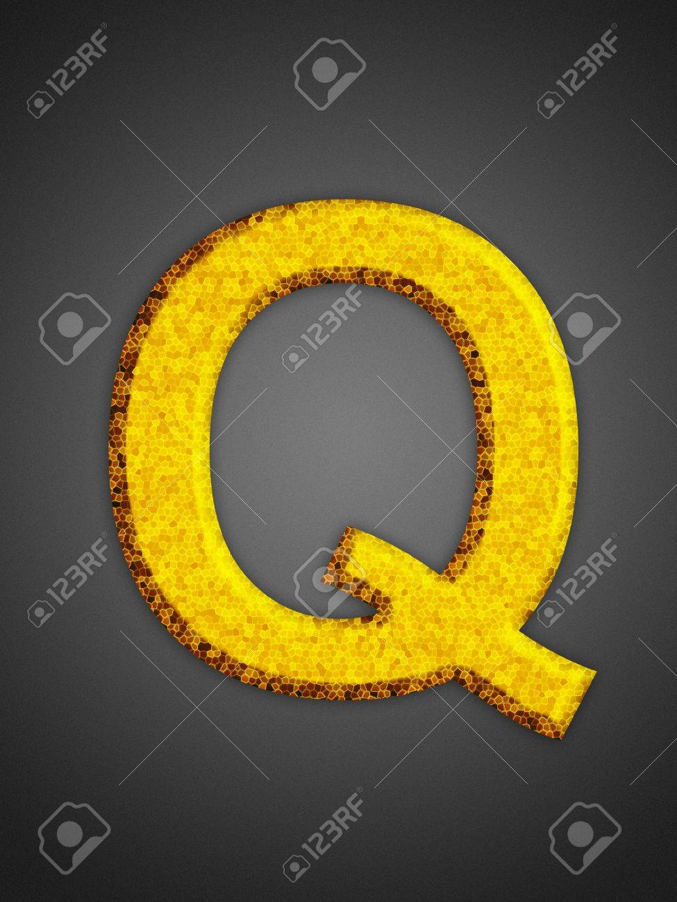 Beautiful abstract party symbol. Yellow glowing font. Stock Photo - 16876889