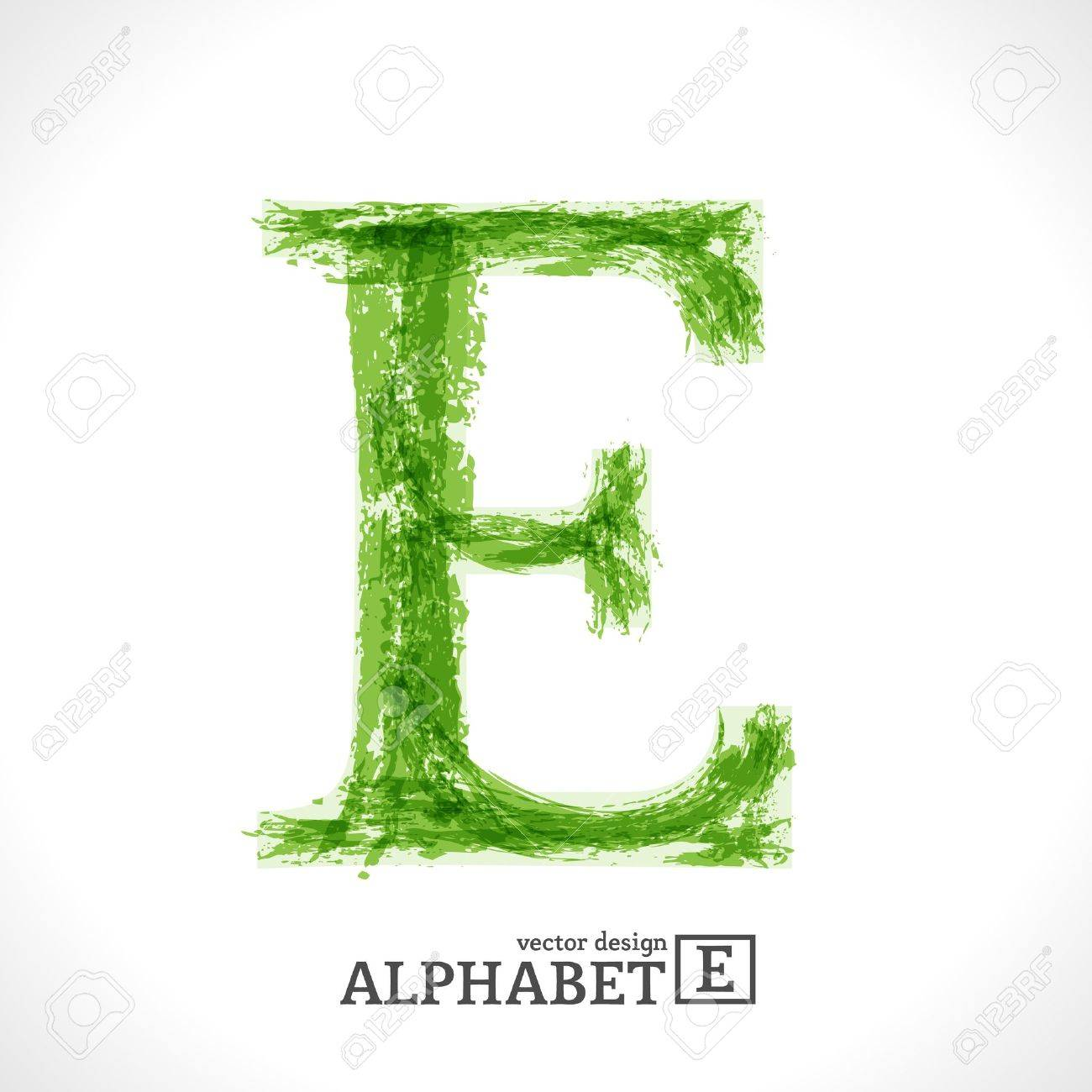 Grunge vector letter green eco style font symbol e royalty free grunge vector letter green eco style font symbol e stock vector 16917034 biocorpaavc Gallery
