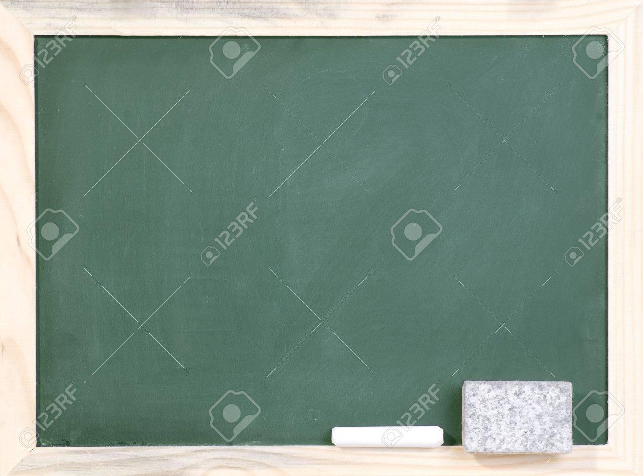 blank blackboard Stock Photo - 9010365