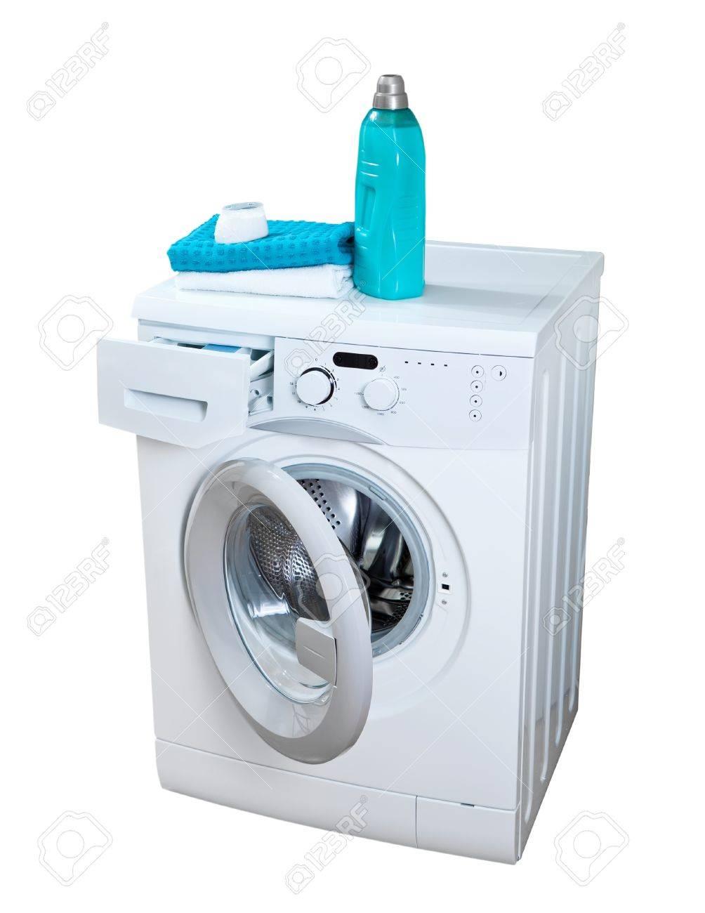 Washing machine and laundry powder for washing. - 13694385