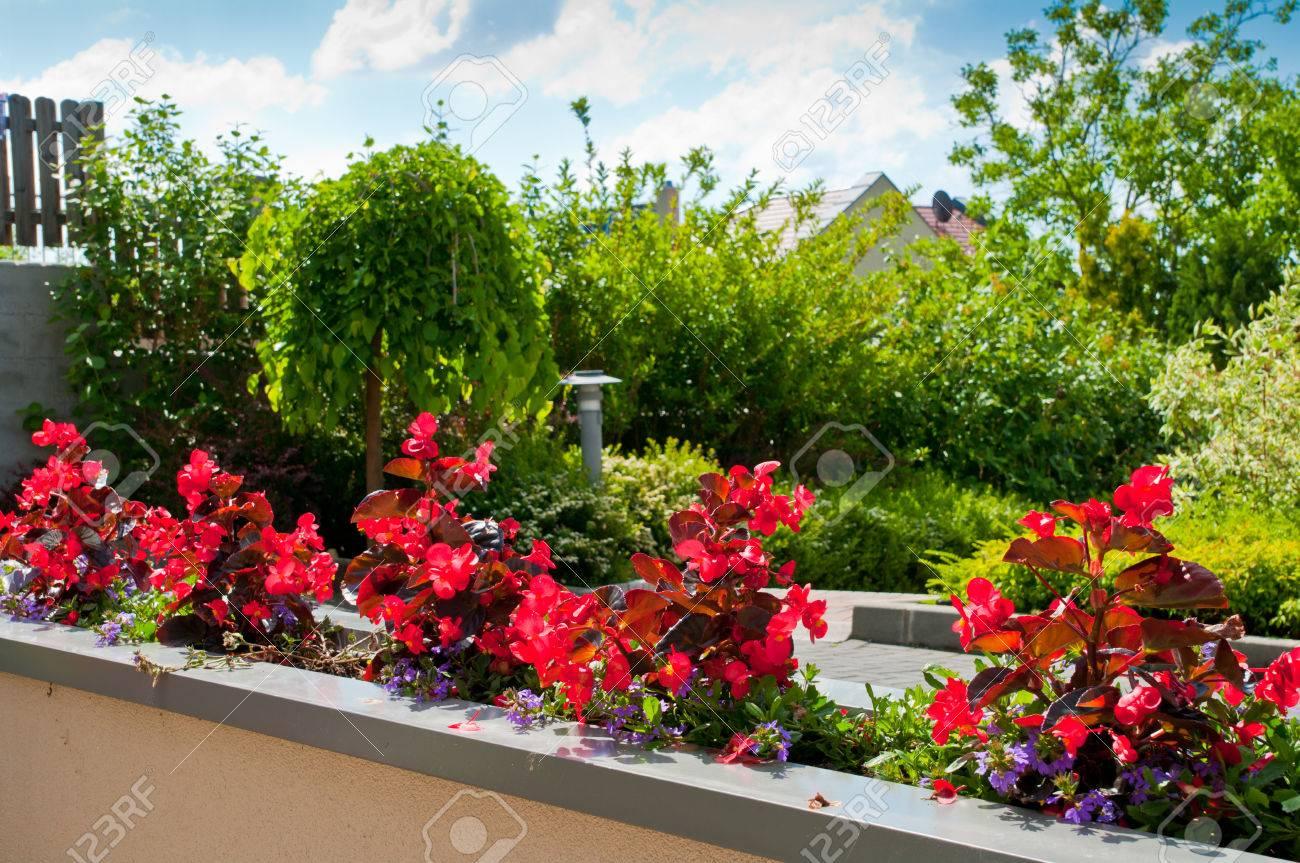vacanze benessere nessuno vista fiori da balcone foto royalty free ... - Fiori Da Balcone