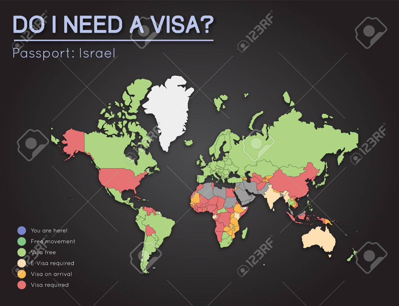 visa free countries for israeli passport holders