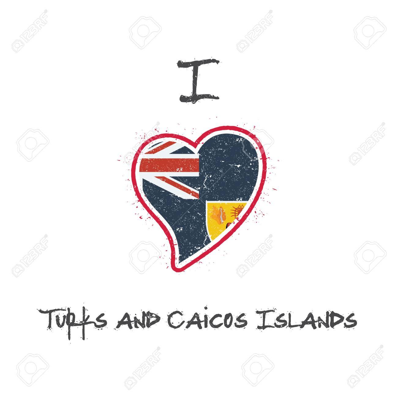 Diseno Patriotico De La Camiseta De La Bandera De Las Islas De